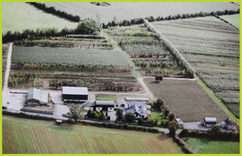 Aerial Photograph of our Nursery